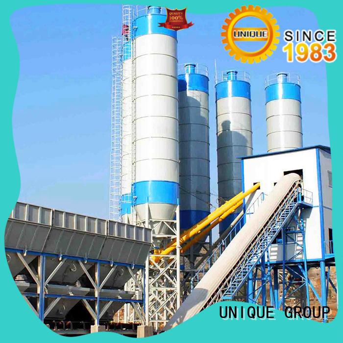 concrete batching plant plant for bridges UNIQUE