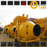 higher efficiency concrete mixer south africa with discharging system for light aggregate concrete
