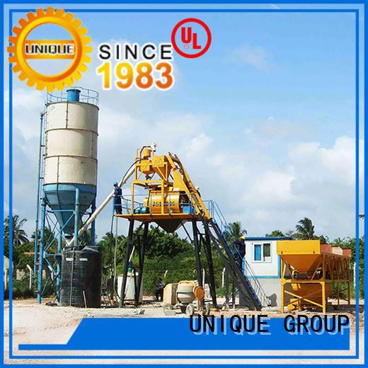 UNIQUE concrete plant equipment at discount for building