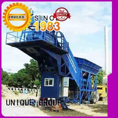UNIQUE concrete batching plant price manufacturer for bridges
