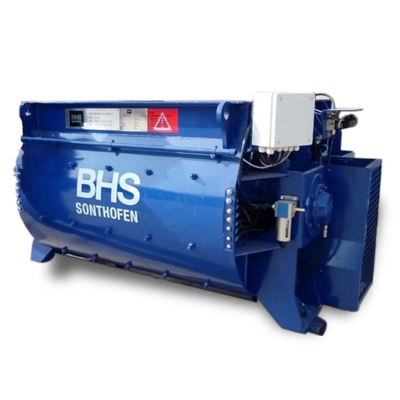 BHS Twin Shaft Mixer