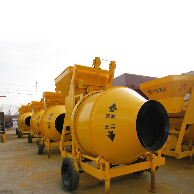 UNIQUE concrete mixer price with water supply system-1