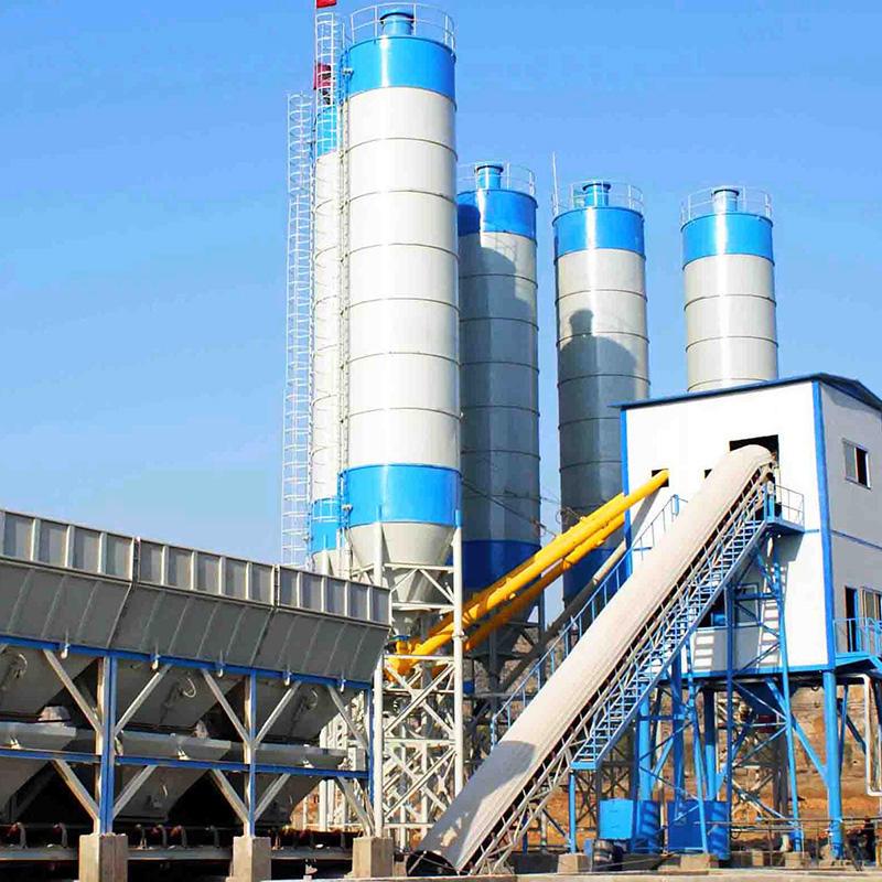 engineering concrete plant equipment manufacturer for building