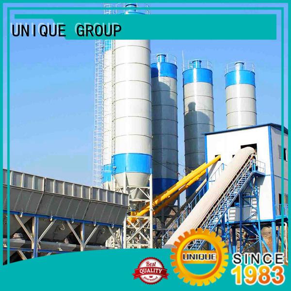 UNIQUE ready mix plant promotion for bridges