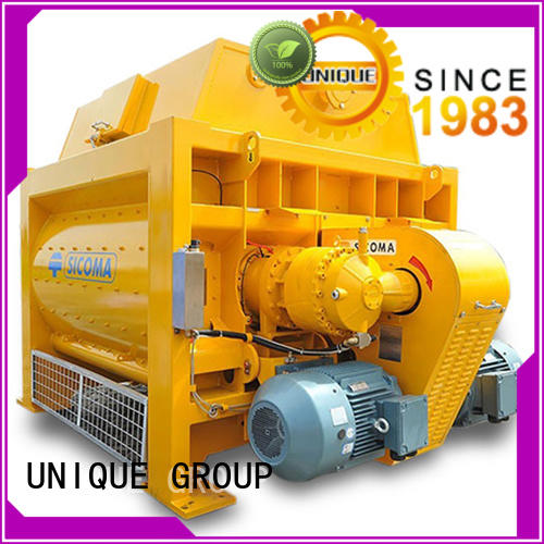 Sicoma Ready Mix Concrete Mixer