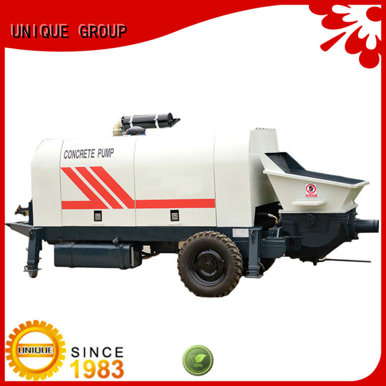 high quality concrete pumping equipment manufacturer for water conservancy