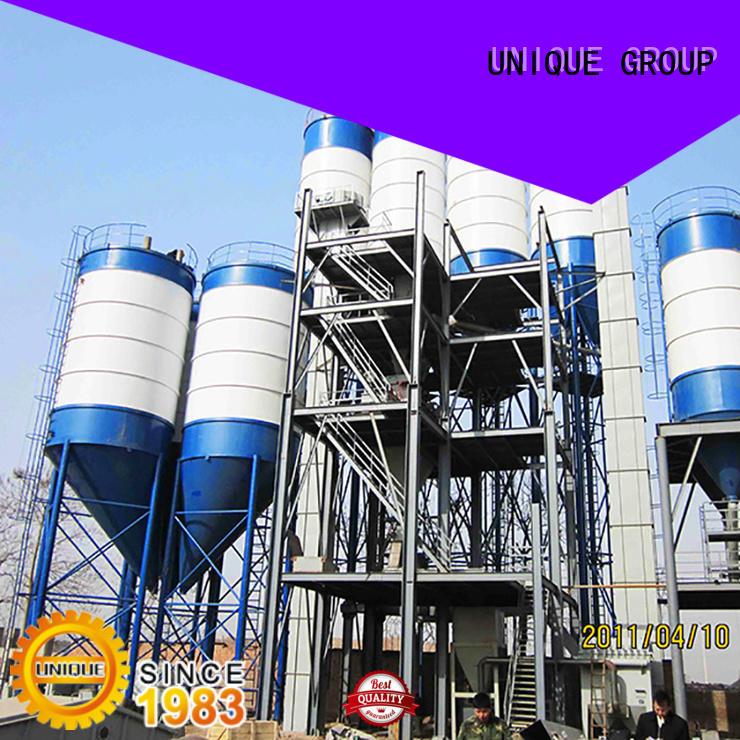 unique design dry mix plant mortar factory sale for mortar