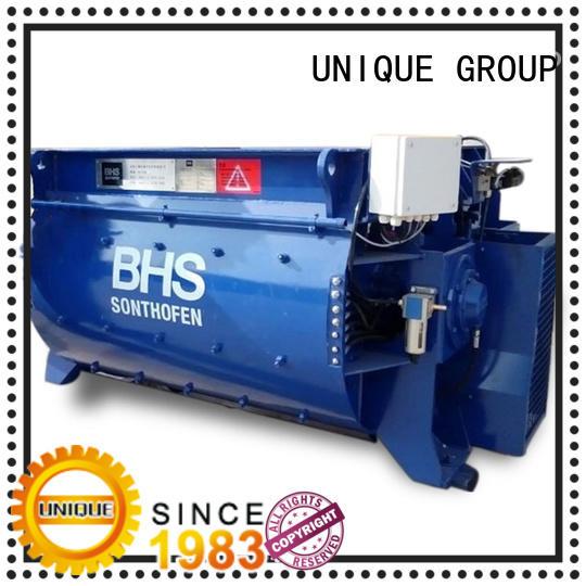 BHS Twin Shaft Mixer