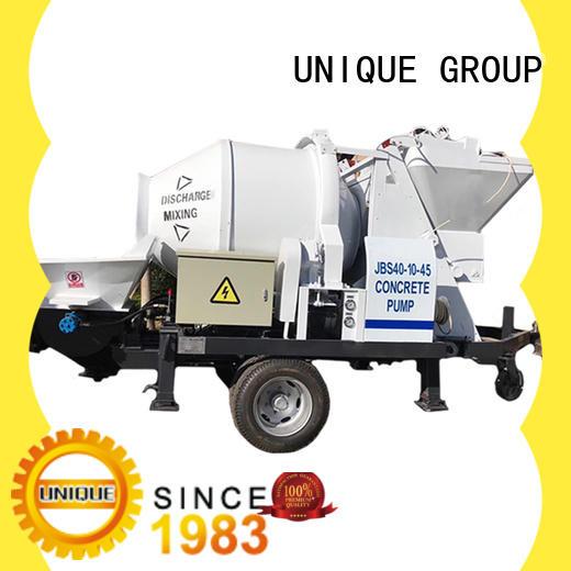 professional concrete mixer pump online for water conservancy