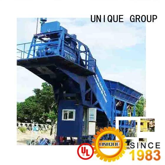 UNIQUE commercial concrete batching plant promotion for air port