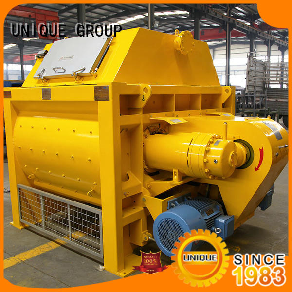 higher efficiency concrete mixer for sale ready supplier for project