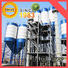 high degree of automation dry mix concrete plant mortar simple process for plant