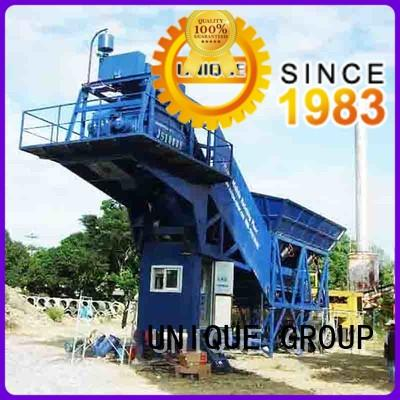 UNIQUE stable batching plant at discount for sea port