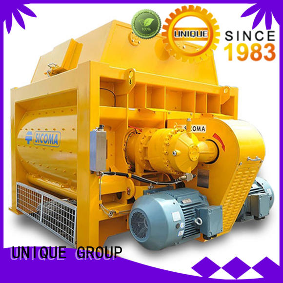 UNIQUE sicoma concrete mixer south africa supplier for project
