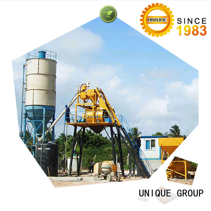 anti-interference concrete batching plant price ready manufacturer for air port