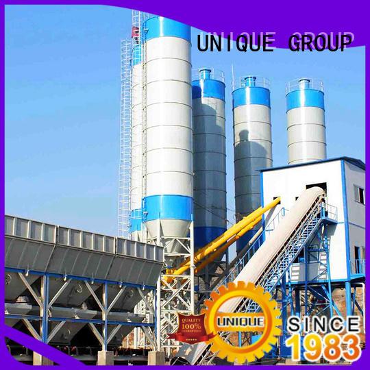 UNIQUE stable concrete plant equipment promotion for bridges