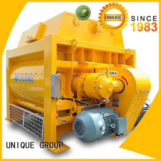 UNIQUE concrete concrete mixing equipment supplier for project