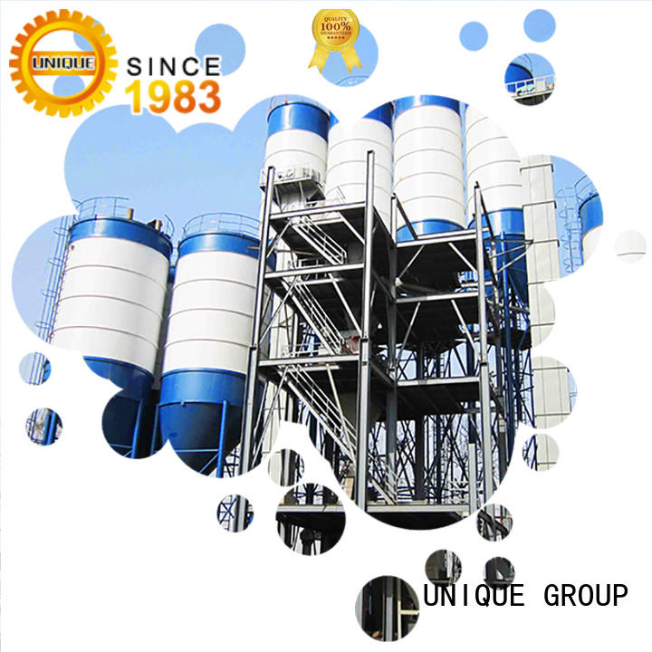 high degree of automation dry mix plant factory sale for project