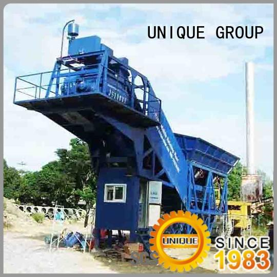 economical concrete batching plant price series at discount for building