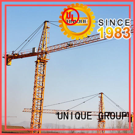 UNIQUE speed-control stationary crane manufacturer for industrial buildings