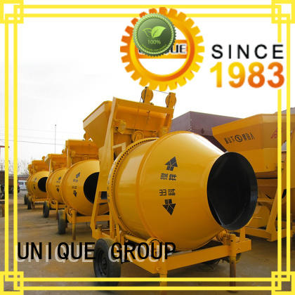 UNIQUE easy use concrete equipment manufacturers mixing