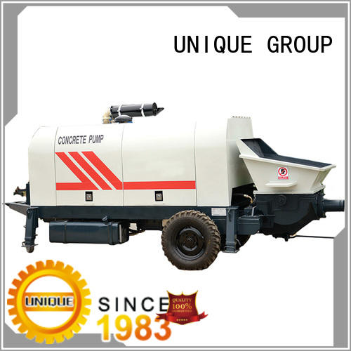 high quality concrete pumping equipment directly sale for roads