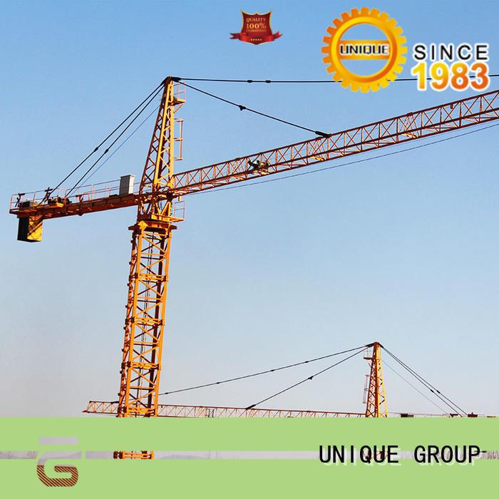 UNIQUE speed-control building crane manufacturer for industrial buildings