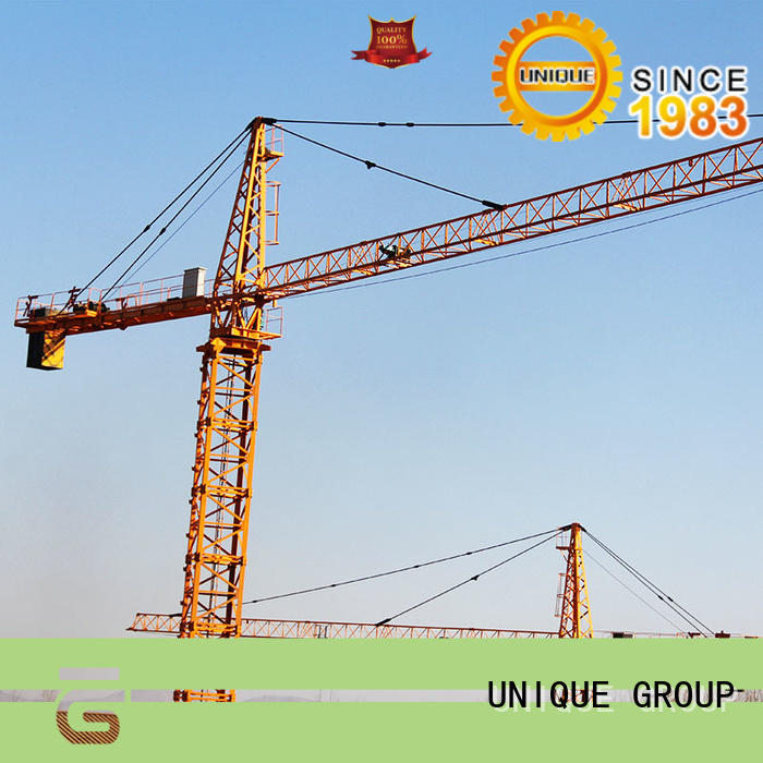 UNIQUE speed-control building crane manufacturer for industrial buildings