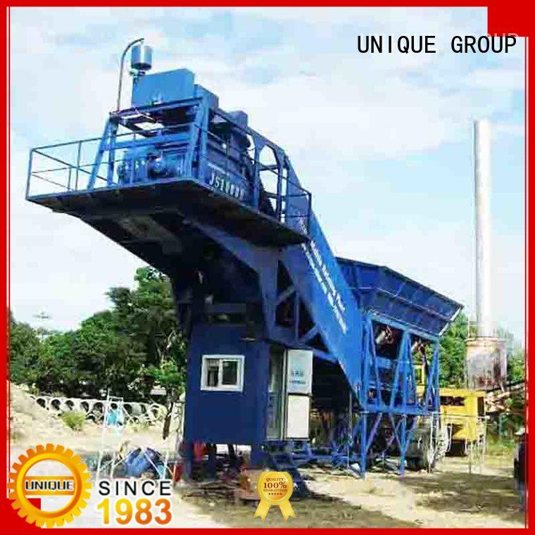 UNIQUE concrete batching systems manufacturer for building