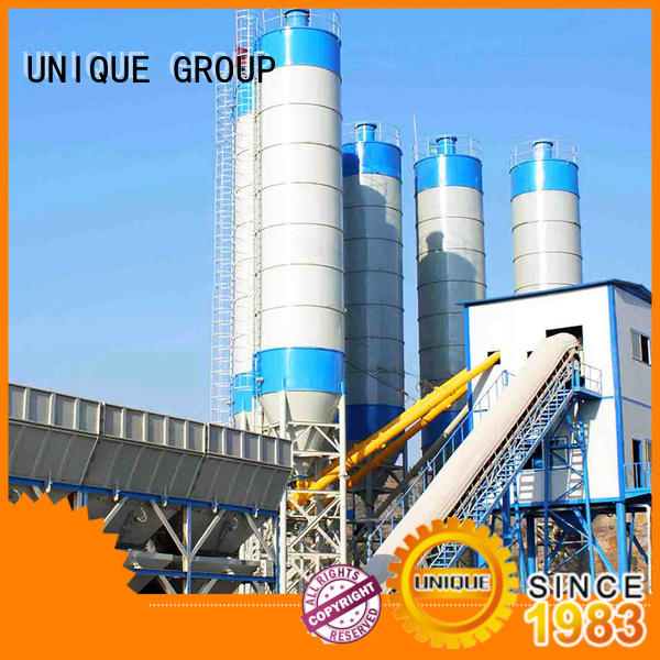 UNIQUE stable concrete batching plant price promotion for road