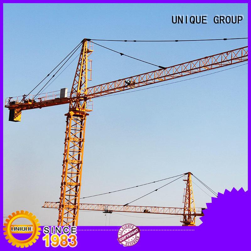 UNIQUE speed-control crane machine manufacturer for hotels
