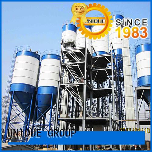UNIQUE unique design dry mix mortar plant environmental protection for plant