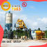engineering ready mix plant plant supplier for road