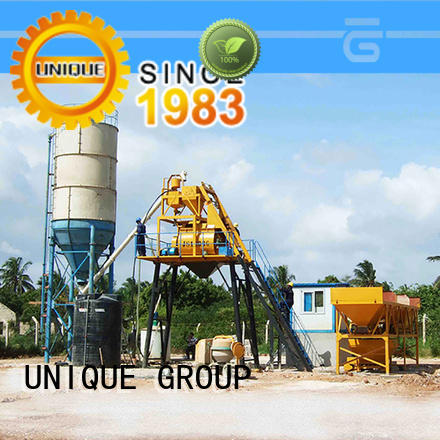 UNIQUE anti-interference concrete batching systems at discount for building