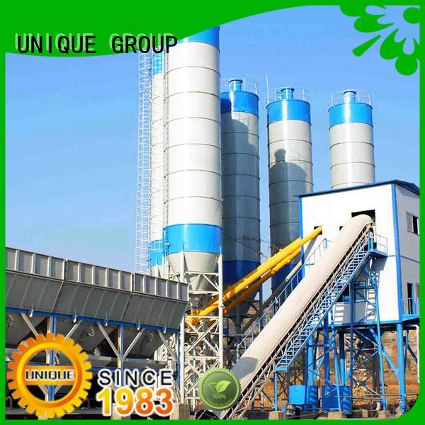 UNIQUE mobile mobile batching plant manufacturer for road