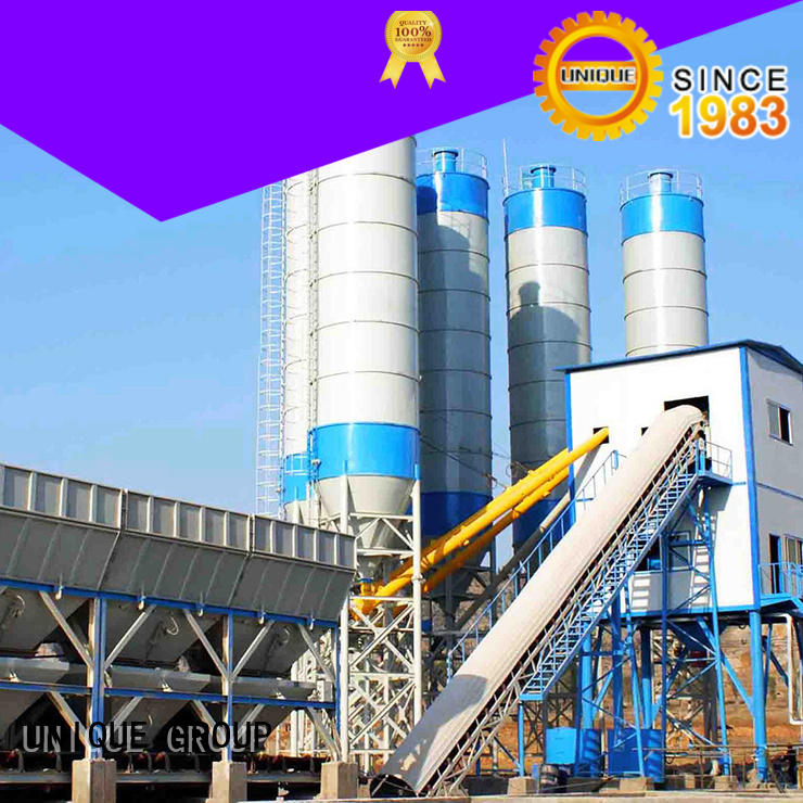 commercial concrete batching mixer promotion for bridges