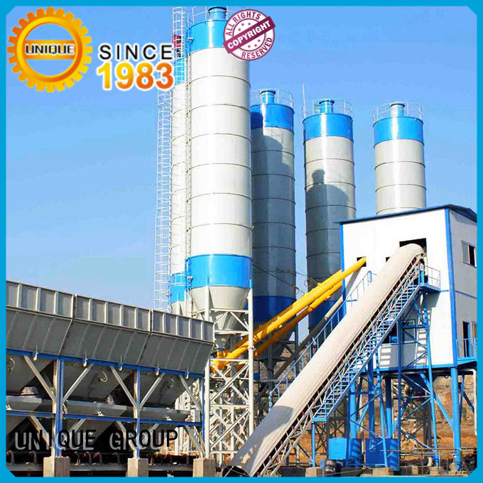 UNIQUE commercial concrete batching systems at discount for sea port