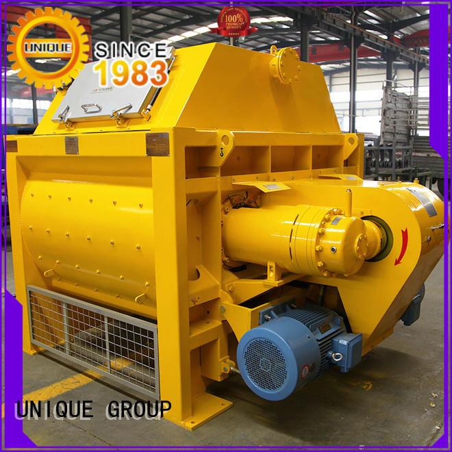 long lasting concrete mixer machine supplier for project