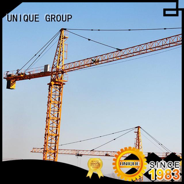 UNIQUE crane crane machine manufacturer for tower