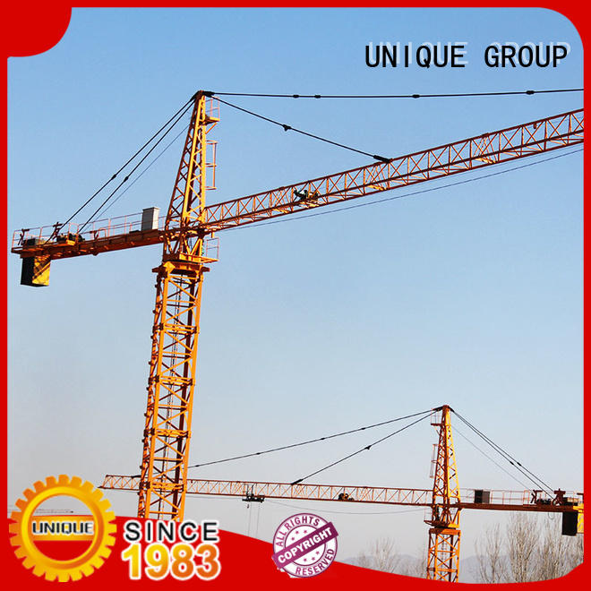 crawler crane machine manufacturer for construction site UNIQUE