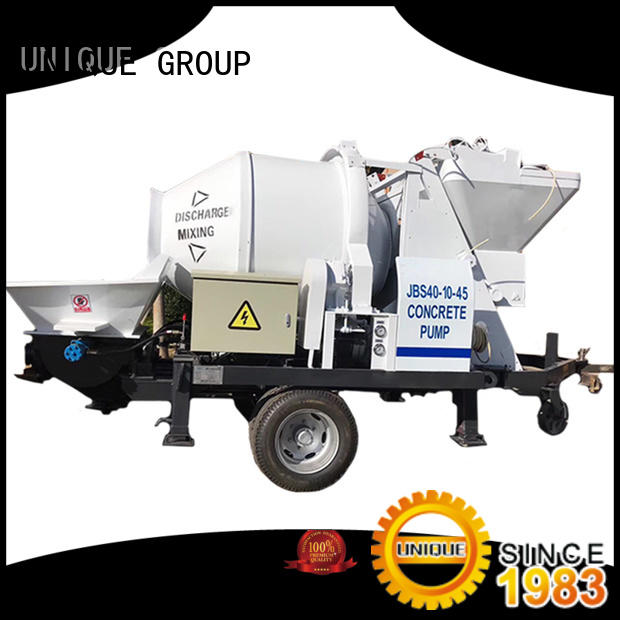 high quality concrete pump machine concrete directly sale for hydropower engineering