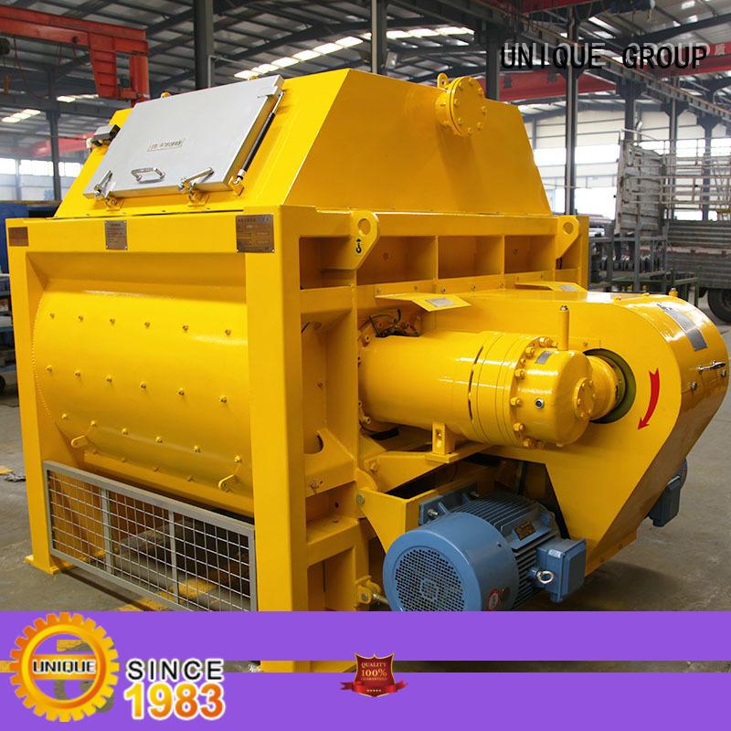UNIQUE easy use ready mix concrete plant manufacturers shaft