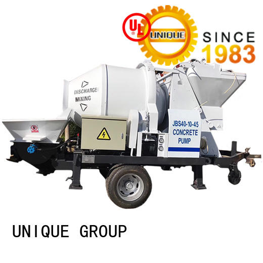 UNIQUE high quality concrete pumping equipment manufacturer for hydropower engineering