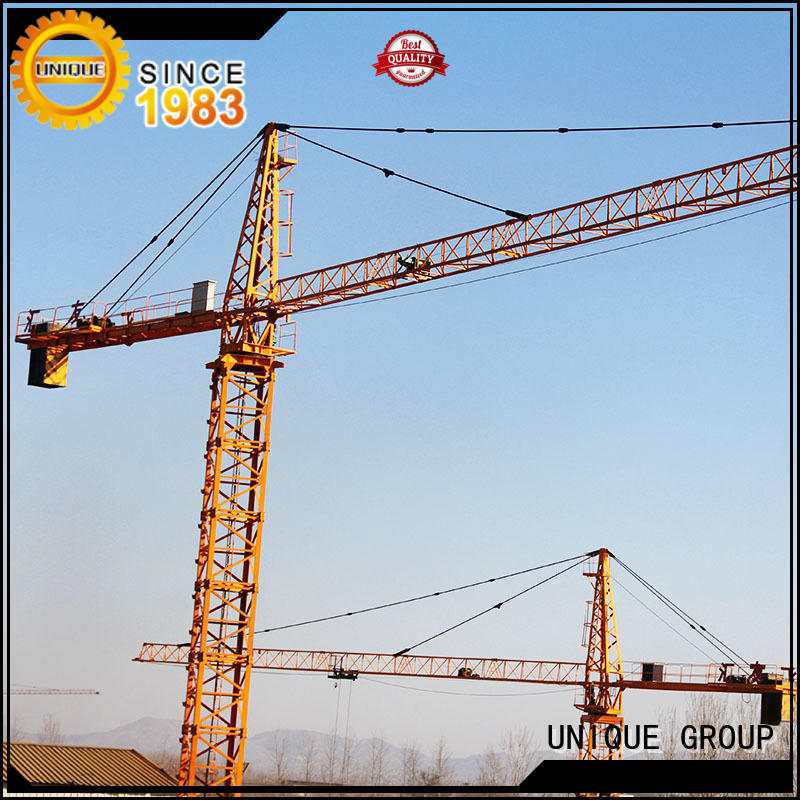 high efficiency building crane manufacturer for industrial buildings