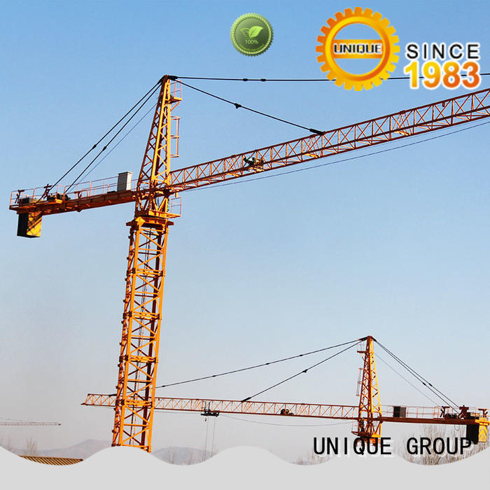 UNIQUE crane crawler crane supplier for tower