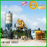 big capacity concrete batching plant supplier for air port