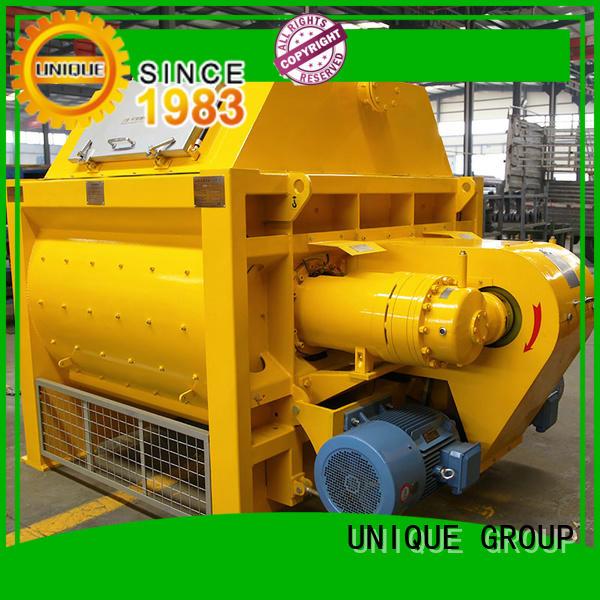 stronger concrete mixer machine mixer supplier for project