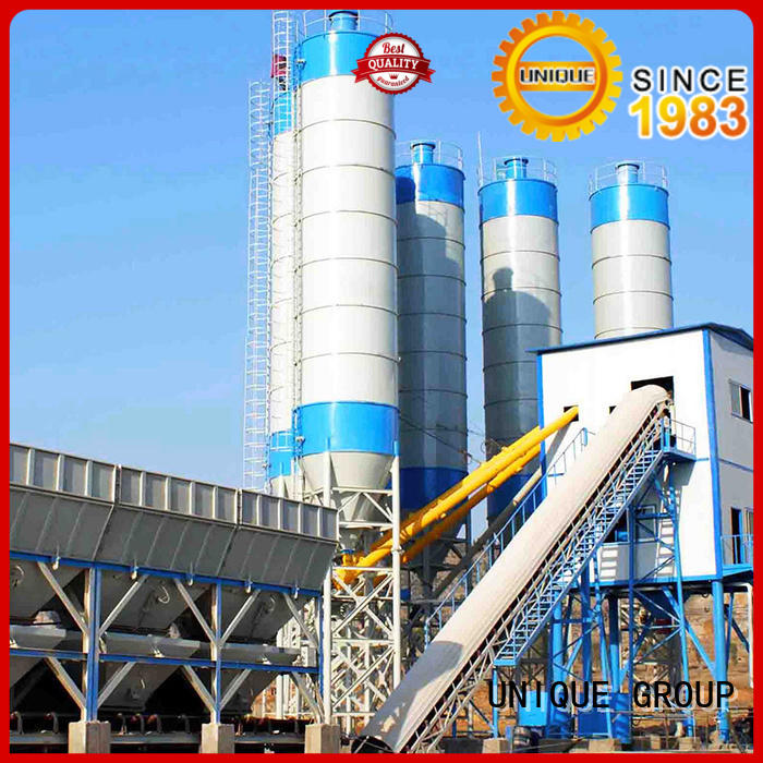 UNIQUE engineering concrete plant equipment promotion for road