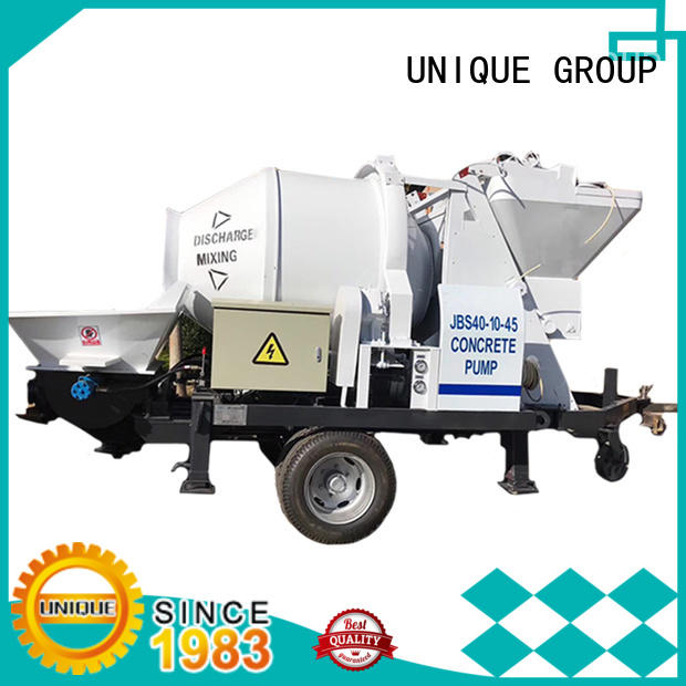 professional concrete trailer pump manufacturer for hydropower engineering
