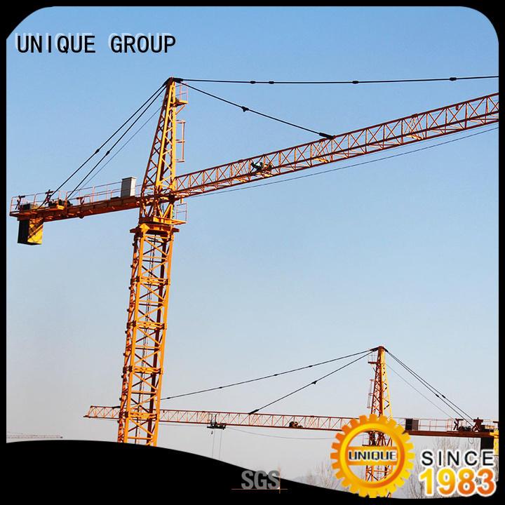 UNIQUE building crane factory price for hotels